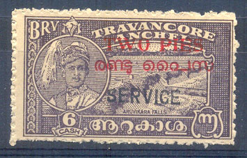 TRAVANCORE COCHIN