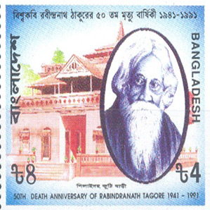 Rabindra Nath Tagore Issues (India & Foreign)