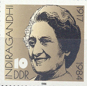 Indira Gandhi Issues (India & Foreign)