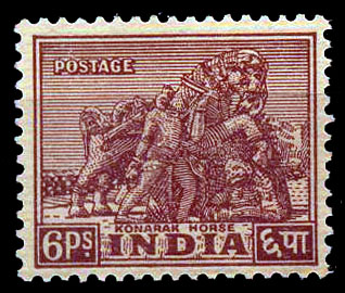 INDIA DEFINITIVE MINT STAMPS