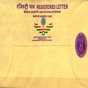 India Post Independence, Postal Stationery