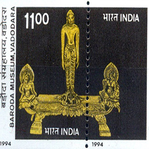 India Se - tenant & Tete Beches Stamps
